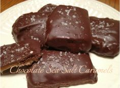 This is the recipe we used when we made caramels for our wedding favors. They were so good that people went around taking them off of the empty tables!