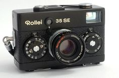 Rollei 35 SE - always wanted this model but I am too poor!