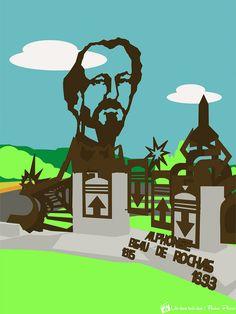 Monument Alphonse Beau de Rochas
