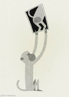 The Monkey's Interest By Ryo Takemasa