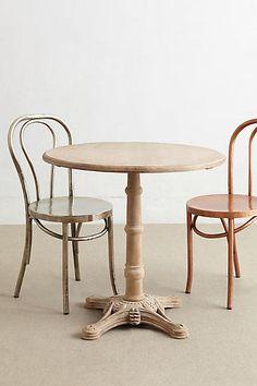 Poncelet Side Table - anthropologie.com