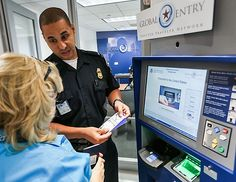 CBP Adds Global Entry Enrollment on Arrival at 5 Int'l Airports (Video) - 107.180.56.147 (press release) (registration) (blog)