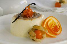 A legstílusosabb sütemény karácsonyra: a hófehér panna cotta