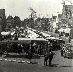 Botermarkt Haarlem (jaartal: 1960 tot 1970) - Foto's SERC