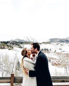 "winter wedding ""I do's"""
