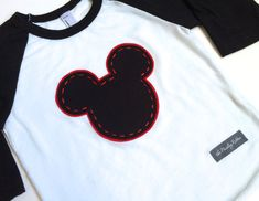 Hey, I found this really awesome Etsy listing at https://www.etsy.com/listing/178392110/mickey-mouse-shirt-minnie-mouse-shirt