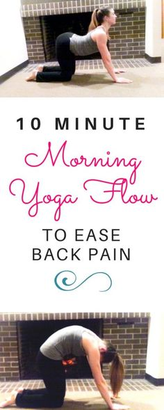 10 Minute Yoga Poses – Remedy For Back Pain – Medi Idea http://www.yogaweightloss.net/best-yoga-position/