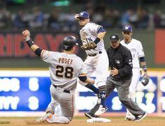 Milwaukee Brewers vs. San Francisco Giants - 6/7/17 MLB Pick, Odds, and Prediction