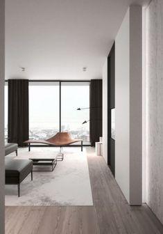 53 Stunning Minimalist Living Rooms | ComfyDwelling.com