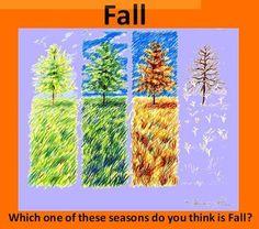Social Living Flipchart for Promethean Board:  Autumn/Fall
