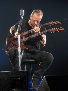 #JAMES HETFIELD #METALLICA
