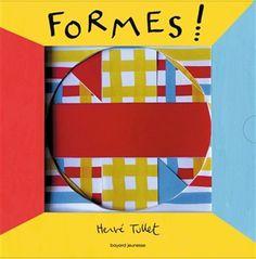 Un album qui se plie et se déplie dans tous les sens, pour découvrir les formes. Creativity Inc, Shibori Techniques, Album Jeunesse, Alexander Calder, Herve, Jackson Pollock, Self Help, Childrens Books, Literacy