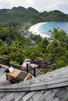 Hôtel Banyan Tree (Mahé - Seychelles) - Villa Intendance avec Piscine