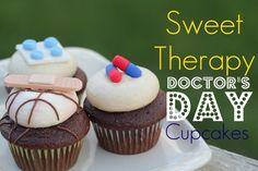 Get well soon cupcakes #bandaid #novelty #fun # ...