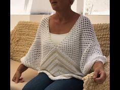Fabulous Crochet a Little Black Crochet Dress Ideas. Georgeous Crochet a Little Black Crochet Dress Ideas. Gilet Crochet, Crochet Cardigan, Crochet Yarn, Crochet Stitches, Crochet Top, Easy Crochet, Crochet Bodycon Dresses, Black Crochet Dress, Knitting Patterns