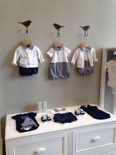 MODA INFANTIL: BROER / NUEVA TIENDA Y COLECCIÓN / LACE AND ROLL ropa de niños bebes moda estilo clasico