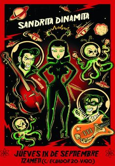 Dinamita Rockabilly, Surfing, Comic Books, Comics, Movie Posters, Fictional Characters, Savages, Poster, Comic Strips