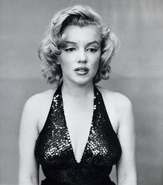 Marilyn by Richard Avedon