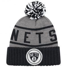 b74ba1c57 Mitchell   Ness Nets High 5 Cuffed Knit Hat Atlanta Falcons