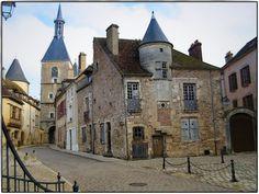 Avallon, Bourgogne, France