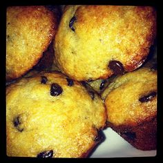 Dangerously Delicious Banana Chocolate Chip Muffins