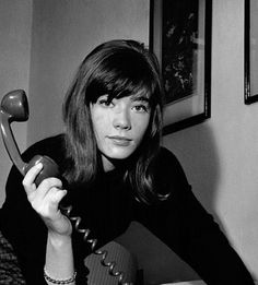 Françoise Hardy, March 1964