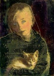 Emily's Kitty by Phyllice Bradner