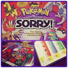 On instagram by shiny_ampharos #gameboy #microhobbit (o) http://ift.tt/1PvL3vG opened this bad boy last night and played a few games with @iamrioxo :) #teamelectric for days!!!  which team would you guys be!? #pokemon20 #pokemon #pokemontcg #pokemonsorry #sorry #boardgame #mareep #ampharos #pichu #elekid #oras #omegaruby #alphasapphire #johto #anime #manga #uk #shesthebest #mine #taken #herman #shinypokemon #game #gamer  color #gottacatchemall #nintendo #3ds
