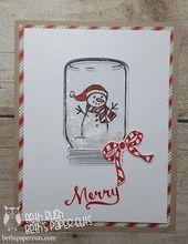 Easy & Beautiful Christmas Cards Handmade Ideas – Creative Maxx Ideas – New Year Homemade Christmas Cards, Christmas Cards To Make, Xmas Cards, Homemade Cards, Holiday Cards, Christmas Crafts, Christmas 2019, Handmade Christmas, Fun Cards