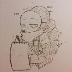 Don't disturb him.