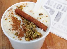 The Middle Eastern hot chocolate you need