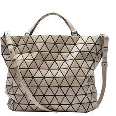 4544709377 BAO BAO ISSEY MIYAKE CRYSTAL-2 SHOULDER BAG SMALL SS16 bag