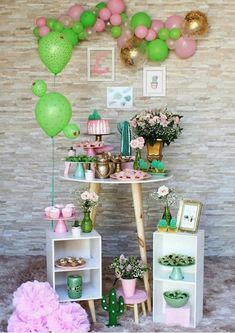 19 Trendy Ideas For Party Themes Birthday Adult One Year Birthday, 13th Birthday Parties, Birthday Candy, Birthday Party For Teens, Party Decoration, Birthday Decorations, Mexican Birthday, Fiesta Party, Unicorn Party