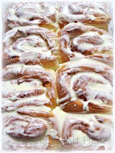 Rezepte mit Herz ♥: Amerikanische Cinnamon Rolls ♡