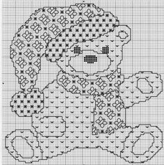 My baby boy Motifs Blackwork, Blackwork Cross Stitch, Blackwork Embroidery, Cross Stitch Charts, Cross Stitch Embroidery, Embroidery Patterns, Cross Stitch Patterns, Graph Paper Art, Cross Stitch Alphabet