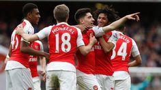 Bí quyết giúp Arsenal bay cao trong thời gian vừa qua