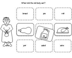 i know an old lady who swallowed a pie pdf