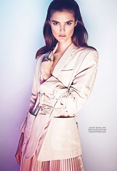 Katie Fograty For Fashion Magazine