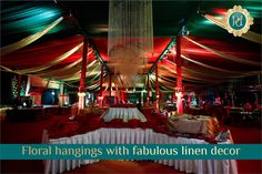 Plan your #Wedding #Decor by #PandhiDecorators. click on the link to book now: http://goo.gl/b8Yj6q