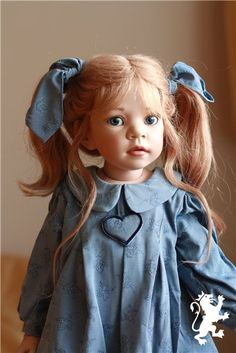 Знакомые лица - куклы Элизабет Линднер / Наши коллекции кукол / Бэйбики. Куклы фото. Одежда для кукол