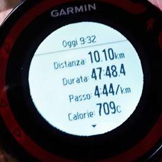 #escisubito #instarun #igrunners @garmin @garminitaly #igersitalia #igrunner #training #corsa #instatraining #followme #followforfollow #forerunner #fr220 #nessunascusa #runlover @justrunnnxc #instamarathon #maratona #runnerscommunity #domenica #sunday