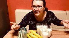 Slabire rapida cu dieta cu banane si lapte: -2.5 kg in 4 zile ! ( format... Ethnic Recipes, Food, Banana, Essen, Meals, Yemek, Eten