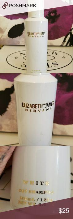 Dry shampoo Elizabeth and James Nirvana White dry shampoo. Full size, brand new never used. Elizabeth and James Other