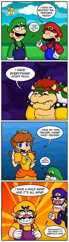 Mario funny jokes super