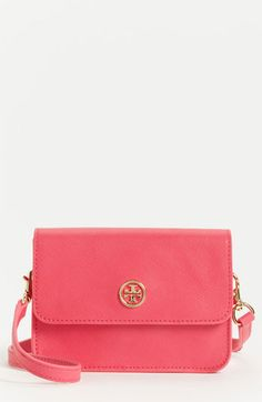 Tory Burch Robinson - Mini Leather Crossbody Bag | Nordstrom - Love at first sight!