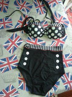 My new old style bikini.