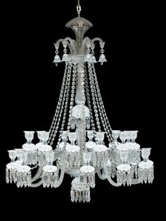 1000 images about bacarrat chandelier on pinterest crystal chandeliers chandeliers and. Black Bedroom Furniture Sets. Home Design Ideas