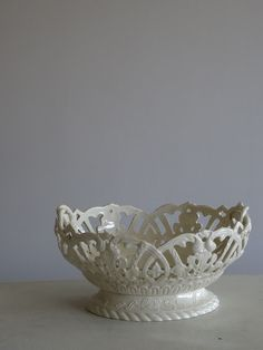 ☆ Galeries iDeco ☆   ギャルリーイデコ http://galeriesideco.blogspot.fr/2016/08/wedgwood.html クリームウェア ウエッジウッド Wedgwood Creamware