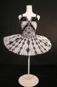 Tutu worn by Antoinette Sibley as Mathilde Kshessinska in Act II of The Royal Ballet production of 'Anastasia' (1971)
