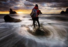 I'm Seascape Photoghrapher by Paparwin Tanupatarachai on 500px